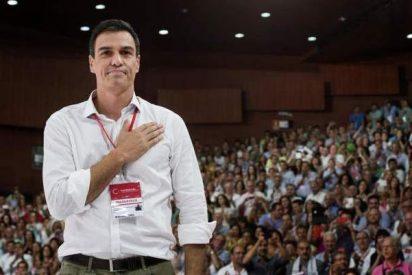 Un decepcionante PSOE en el que Pedro Sánchez recupera su peor discurso