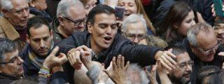 Cautivo y desarmado el ejército rojo... se entrega a Pedro Sánchez