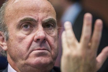 """Luis de Guindos prevé una """"histórica"""" creación de empleo en España"""
