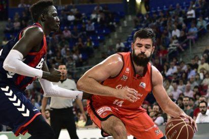 Oriola y Diot dejan al Valencia a un paso de la final ACB