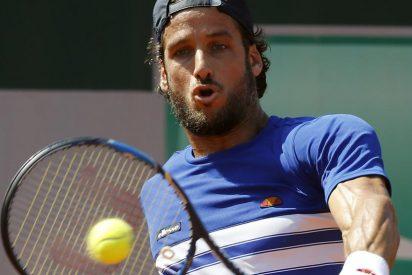 Feliciano López puede en Roland Garros con Ferrer en un partido agónico