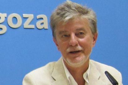El alcalde de Zaragoza se pule más de 1.000 euros al día en autobombo