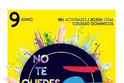 Jóvenes dominicos organizan este viernes una gran cena solidaria en Valencia