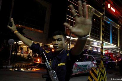 Un solitario atracador asalta un casino de lujo en Manila y provoca 36 muertos por asfixia