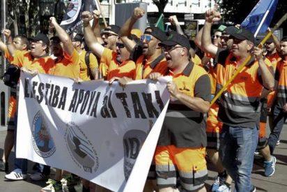 Los puertos españoles afrontan una tercera jornada de paros