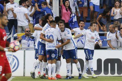 Un equipo de primera: CD Tenerife 1 - Getafe CF 0