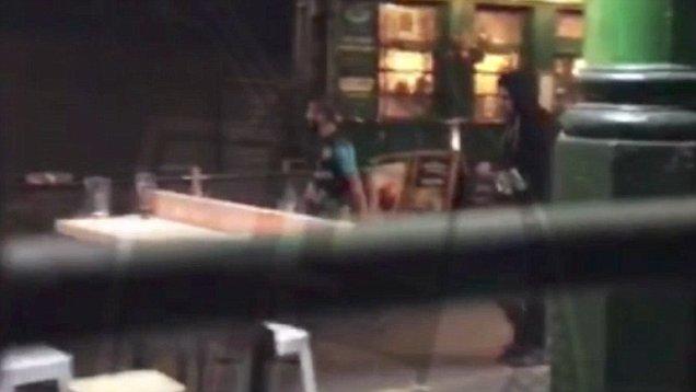El terrorífico vídeo de los terroristas islámicos buscando víctimas por las calles londinenses