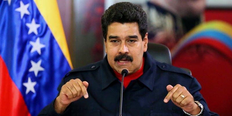 El 'argumento' del chavista Maduro en el Caribe no es el petróleo, sino la droga