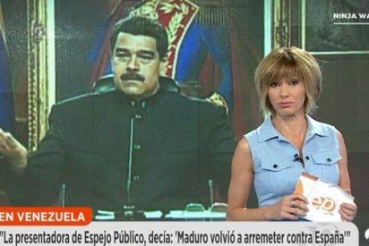 """Susanna Griso: """"No le voy a contestar a Maduro; le van a responder sus muertos"""""""
