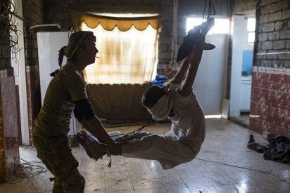 [VÍDEOS XXX] Así tortura la 'monstruosa' unidad militar ERD a quienes ayudan al ISIS