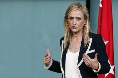 Podemos ensaya con Cristina Cifuentes la moción de censura a Mariano Rajoy