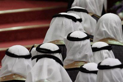 [VÍDEO] La conferencia sobre petróleo que acabó a puñetazos entre cataríes y saudíes