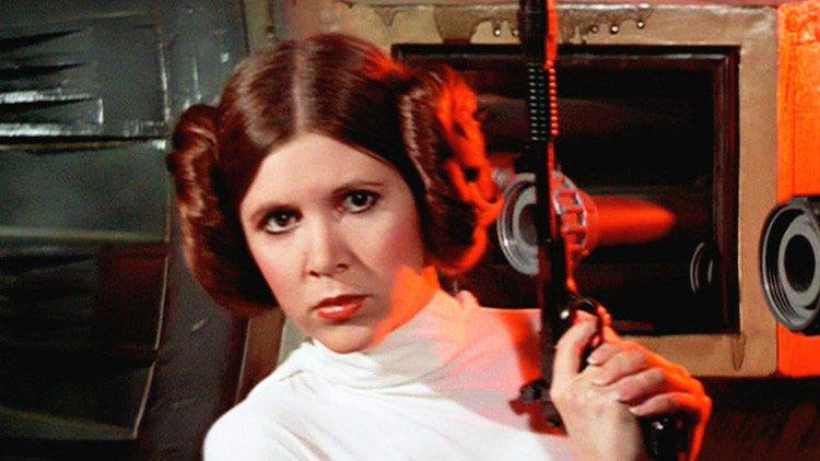 El lado oscuro de la actriz Carrie Fisher: hallaron cocaína, heroína y éxtasis en su sangre