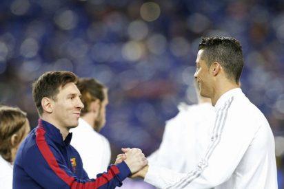 Ronaldo 'felicita' el cumpleaños a Messi por WhatsApp