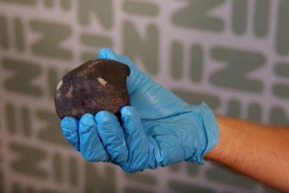 """Descubren un meteorito """"único"""" de 4.500 millones de años"""