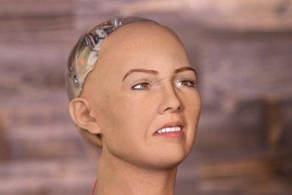 [VÍDEO] Este robot estadounidense promete aniquilar a la humanidad
