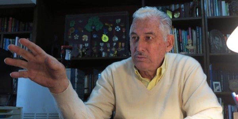 "General Gary Prado: ""Al Che Guevara lo mandaron a morir a Bolivia"""