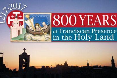 Los Franciscanos: 800 años en Tierra Santa