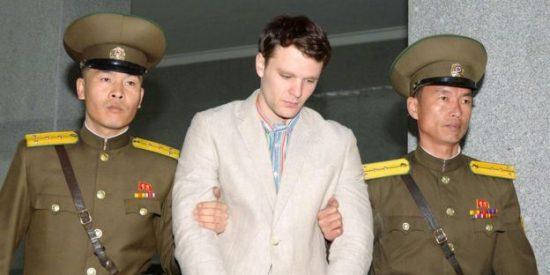 Muere el estadounidense al que Corea del Norte dejó en coma con una pastilla