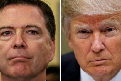 Las 6 revelaciones del exdirector del FBI sobre sus conversaciones con Trump
