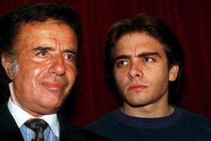 El misterio de la exhumación de Carlos Menem junior, hijo del expresidente argentino