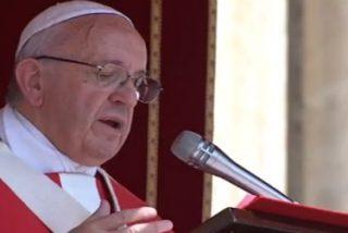 """El Papa, en Pentecostés: """"El perdón da esperanza. Sin perdón no se construye la Iglesia"""""""