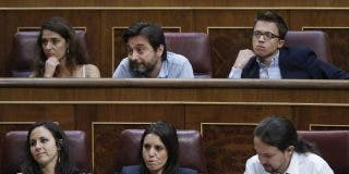 Iglesias fracasa en su intento de echar a Rajoy, arropado por los proetarras de Bildu, Compromís y Esquerra