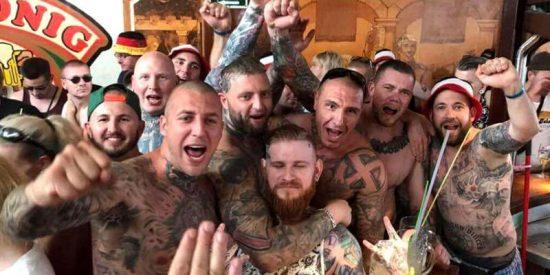 """Los neonazis 'Hammerskin' declaran Mallorca """"protectorado alemán"""""""