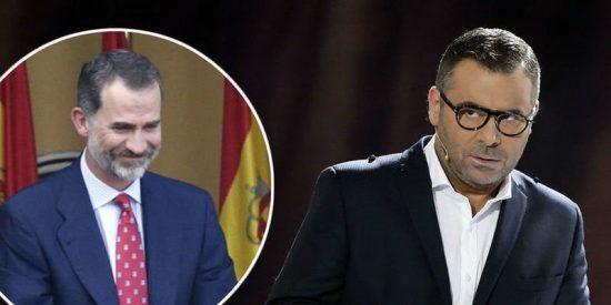 La guerra de Jorge Javier Vázquez contra el rey Felipe VI le sale por un ojo de la cara
