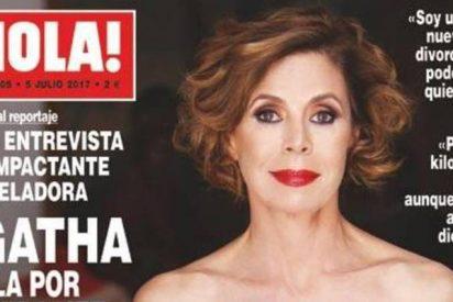"""Ágatha Ruiz de la Prada sobre Pedrojota: """"Pensé que estaba con una tía"""""""