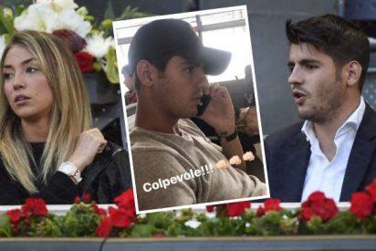 Alice Campello, muy enfadada con Morata durante su luna de miel: 'Culpable'