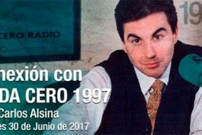 Alsina conecta con Alsina: el presentador de Onda Cero volverá a contar en directo la liberación de Ortega y Delclaux