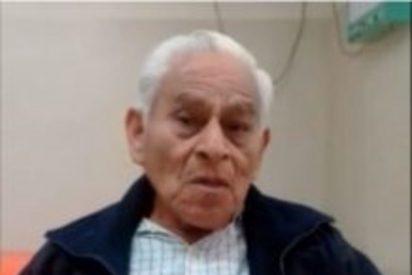[VÍDEO] Ambrosio, el abuelo peruano de 80 años que está a punto de graduarse en primaria