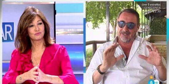 A Carlos Herrera le parece 'exagerada' la dimisión del fiscal Moix