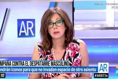 """Ana Rosa sobre la campaña del 'despatarre': """"Gastamos dinero en gilipolleces"""""""