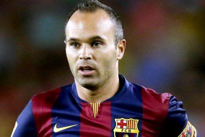 Iniesta entra en la operación salida de un jugador del Barça