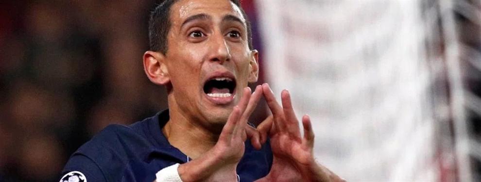 ¡Ángel Di María pacta una multa millonaria para evitar la cárcel en España!