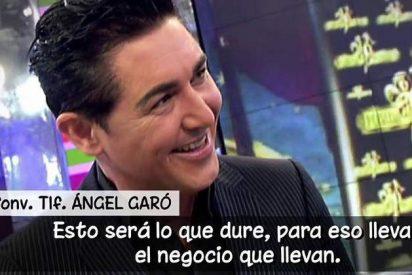 Ángel Garó arremete contra Paz Padilla y la dirección de 'Sálvame'