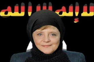 El vídeo censurado del musulmán que vive a costa de Merkel: