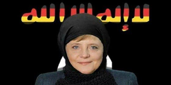 """El vídeo censurado del musulmán que vive a costa de Merkel: """"Nos cagamos en sus leyes, su cultura y en la policía"""""""