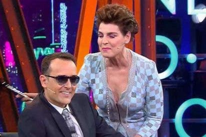 Al engreido Risto Mejide no le salva ni la rocambolesca Antonia Dell'Atte (11,7%)
