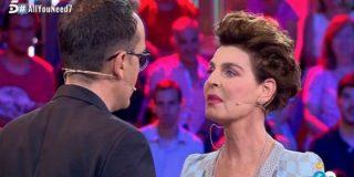 Brutal tensión entre Antonia Dell'Atte y Ana Obregón en el programa de Risto