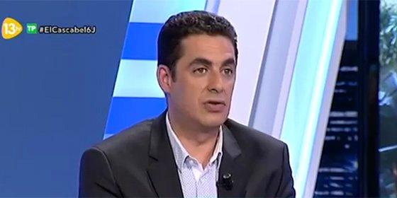 Antonio Naranjo retrata a Iglesias como un frívolo e ignorante por tomarse a chacota la moción de censura