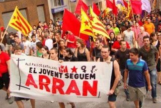 Los seis facinerosos de la CUP acusados de atacar la sede del PP no acuden a declarar