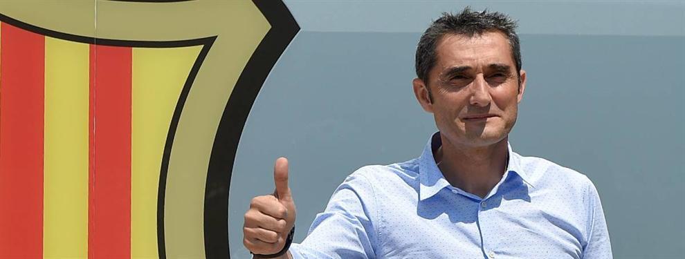 Así será el nuevo Barça de Valverde: bajas, altas y una sorpresa final con la firma de Messi
