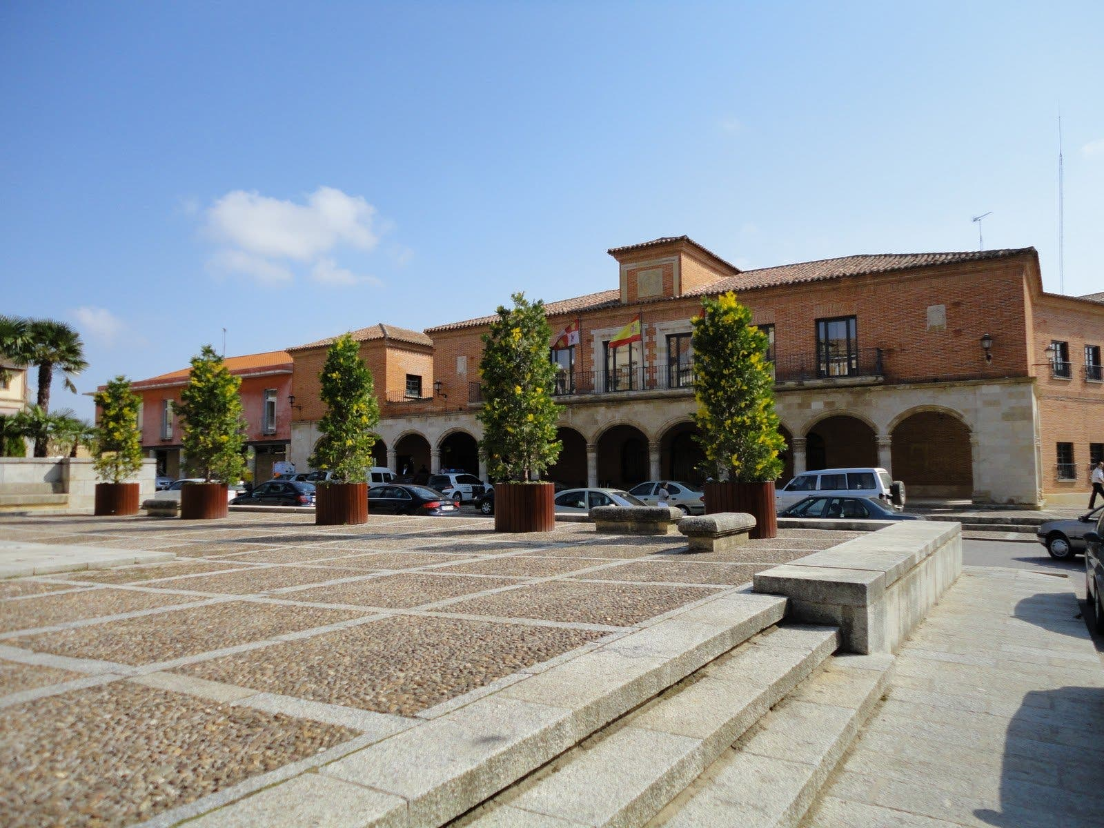 David Esteban se convierte en el nuevo alcalde de Medina de Rioseco