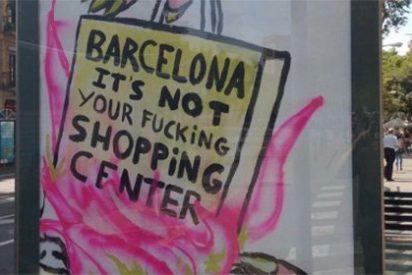 ¿Están Colau y su lacayo Pisarello detrás del 'falso' anuncio que quiere cargarse el turismo en Barcelona?