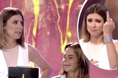 Sandra Barneda echa del plató a Leticia Sabater como agua sucia