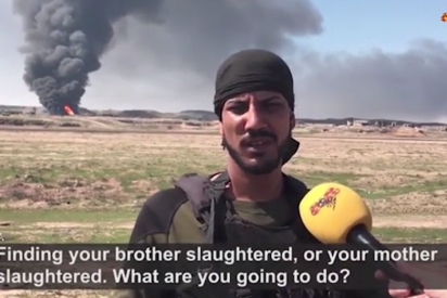El 'decapitador' que ha mandado con Alá a 130 yihadistas sin despeinarse