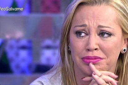 'Sálvame' confirma que Belén Esteban está hundida y que por ello no va a trabajar